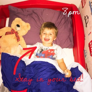 8pm - Good night Big Monkey