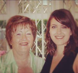 Me and mum